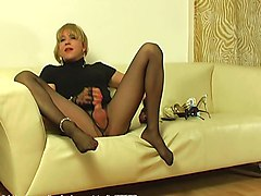 My Fave Pantyhose Gurl Plays again