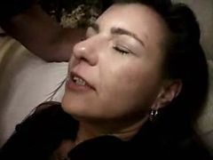 German Wife Squirts!!!