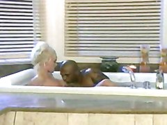 Silvia saint and Mr. Marcus vintage IR
