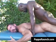 Great Black Gay Dude Gets His Black Cock Part3