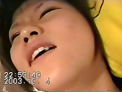 japanese amateur teen gets fucked and creampied