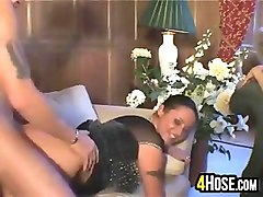 brides maids having sex