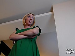 pov upskirt panty fun with brittany lynn at hotel