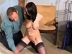 nipple clamped emily sharpes bizarre food humiliation and messy domination