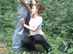 Homemade 18 Teen Daughter Anal Gangbang In Woods