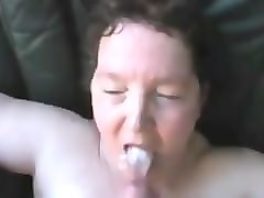 cum on granny homemade