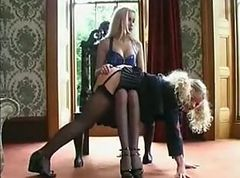 Tiffany is punished by her stepmother