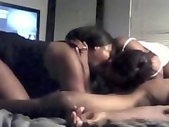 ebony threesome fmf