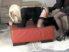 crossdresser hard fuck