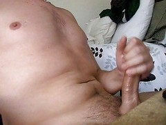 Jerking One Out To An Xhamster Video